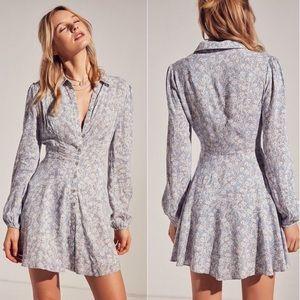 Kimchi Blue Sabrina Shirt Dress